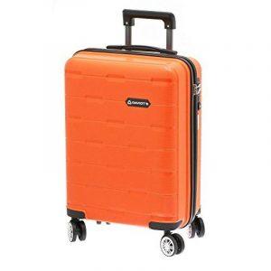 Valise incassable DAVIDT'S Molecule Orange 56 de la marque Davidt's image 0 produit