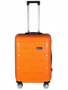 Valise incassable DAVIDT'S Molecule Orange 65 cm de la marque Davidt's image 0 produit