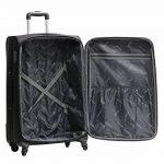 Valise noir ; trouver les meilleurs modèles TOP 9 image 3 produit
