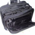Valise pour ordinateur Mallette Portable iPad Bagage à main à roulettes noir (002 Noir) de la marque Mokka image 1 produit