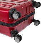 Valise rigide 70 cm 4 roues ; faire une affaire TOP 5 image 4 produit