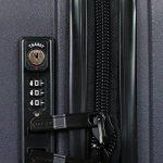 Valise rigide 70 cm 4 roues ; faire une affaire TOP 7 image 2 produit