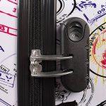 Valise rigide avion 4 roulettes - comment trouver les meilleurs modèles TOP 6 image 3 produit