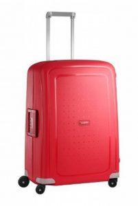 Valise rigide rouge ; comment choisir les meilleurs produits TOP 1 image 0 produit