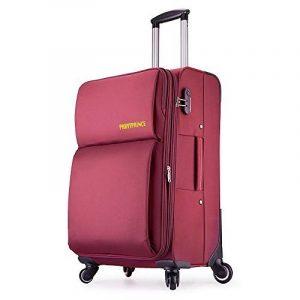 Valise souple 44L bagage à main 4 roues ultra leger Nylon de la marque PARTYPRINCE image 0 produit