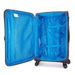 Valise souple 44L bagage à main 4 roues ultra leger Nylon de la marque PARTYPRINCE image 5 produit
