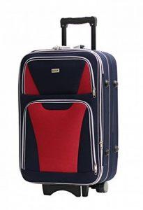 Valise Taille Moyenne Alistair Bridge 65cm - Toile Nylon Ultra Léger - 3 Roues de la marque Alistair image 0 produit
