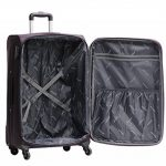 Valise Taille Moyenne Alistair One 65cm - Toile Nylon Ultra Léger - 4 Roues de la marque Alistair image 3 produit