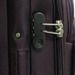 Valise Taille Moyenne Alistair One 65cm - Toile Nylon Ultra Léger - 4 Roues de la marque Alistair image 5 produit
