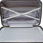 Valise trolley Moyenne 65cm 4 roues Polycarbonate de la marque TROLLEY ADC image 4 produit