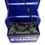 Vashka Deuxième Bagage de cabine, conforme Ryanair de la marque Vashka image 5 produit