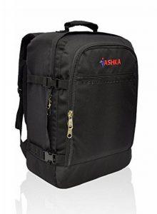 Vaska Backpack approuvé par les compagnies de vols Le Sac à dos immense de 44 litres bagages à main 55x40x20 cm de la marque Vashka image 0 produit