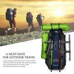 Vbiger Sac à dos pour Sport Randonnée Trekking Camping Grand-volume de la marque Vbiger image 1 produit
