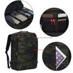 Veevan Sac à Dos Voyage Sac pour Ordinateur Portable 15.6 Bagage à Main 38L de la marque Veevan image 3 produit