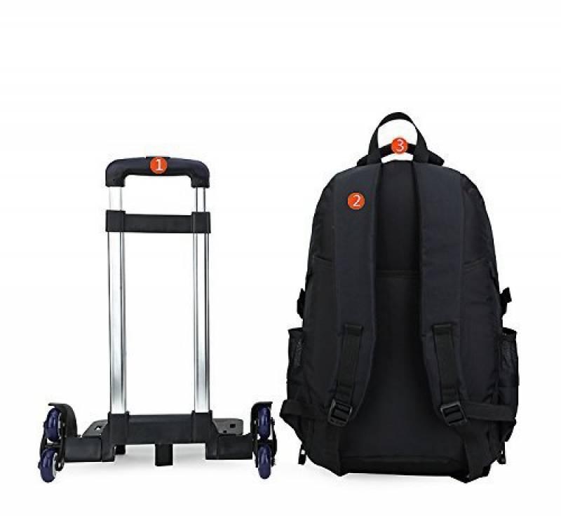 sac de voyage avec roulettes pour 2018 comment choisir les meilleurs en france top bagages. Black Bedroom Furniture Sets. Home Design Ideas