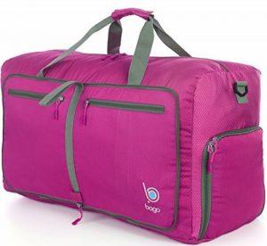 Voyage Duffel Bag Pour hommes et femmes enfants - Léger pliable Duffle Bag de la marque Bago image 0 produit