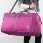 Voyage Duffel Bag Pour hommes et femmes enfants - Léger pliable Duffle Bag de la marque Bago image 2 produit