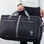 Voyage Duffel Bag Pour hommes et femmes enfants - Léger pliable Duffle Bag de la marque Bago image 4 produit