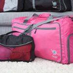 Voyage Duffel Bag Pour hommes et femmes enfants - Léger pliable Duffle Bag de la marque Bago image 5 produit