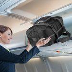 WANDF Foldable Travel Duffel Bag Super Lightweight for Luggage, Sports Gear or Gym Duffle, Water Resistant Nylon de la marque WANDF image 6 produit