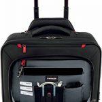 """Wenger 600664 TRANSFER 16"""" À roues porte-documents extensible pour ordinateur portable avec compartiment pour ordinateur portable rembourré , iPad/tablette eReader / Pocket en noir {30 Litres} de la marque Wenger image 4 produit"""