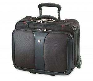 """Wenger Entreprise Patriot II Valise trolley pour ordinateur portable 44 cm 15, 4/17"""" de la marque Wenger image 0 produit"""