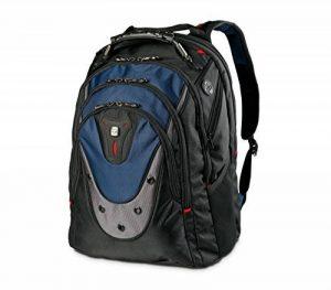 """WENGER IBEX - Noir/bleu Sac à dos pour PC 17"""" de la marque Freecom image 0 produit"""