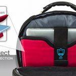 """WENGER IBEX - Noir/bleu Sac à dos pour PC 17"""" de la marque Freecom image 1 produit"""