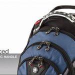 """WENGER IBEX - Noir/bleu Sac à dos pour PC 17"""" de la marque Freecom image 6 produit"""