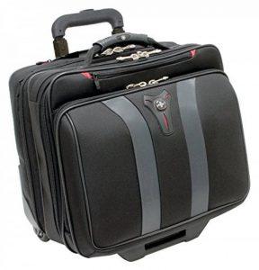 """Wenger Suisse équipement Granada Valise trolley pour ordinateur portable 42 cm 17"""" de la marque Wenger image 0 produit"""