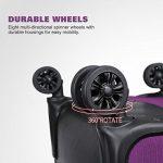 WindTook Voyage Bagages Cabine Valise à Roulettes 4 Roues 20/24/28 Pouces de la marque WindTook image 4 produit
