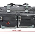 Extra large 160 litres noir léger fourre-tout voyage stockage sac Cargo XL