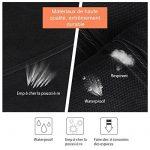 YISSVIC 3pcs Housse de Vêtements Portable à Poignées de Protection pour Costume et Robe avec une Housse de Chaussure de la marque YISSVIC image 4 produit